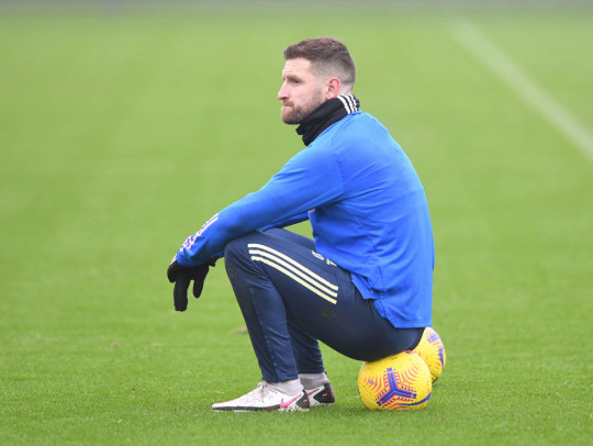 Mustafi had fallen down the pecking order at the Emirates