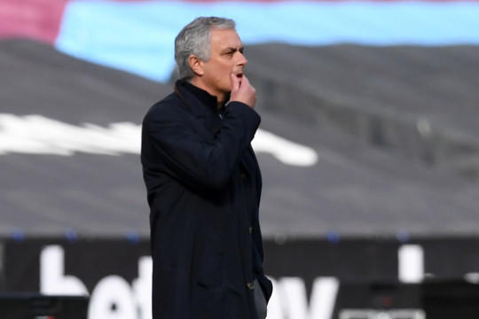 Tottenham decide top choice to replace Jose Mourinho if poor form continues