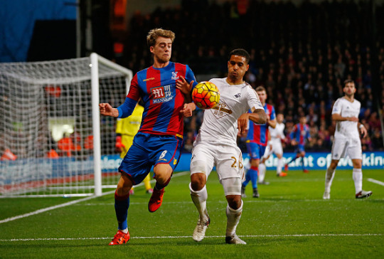 Patrick Bamford was loaned out to six different clubs, including Crystal Palace, during his Chelsea career