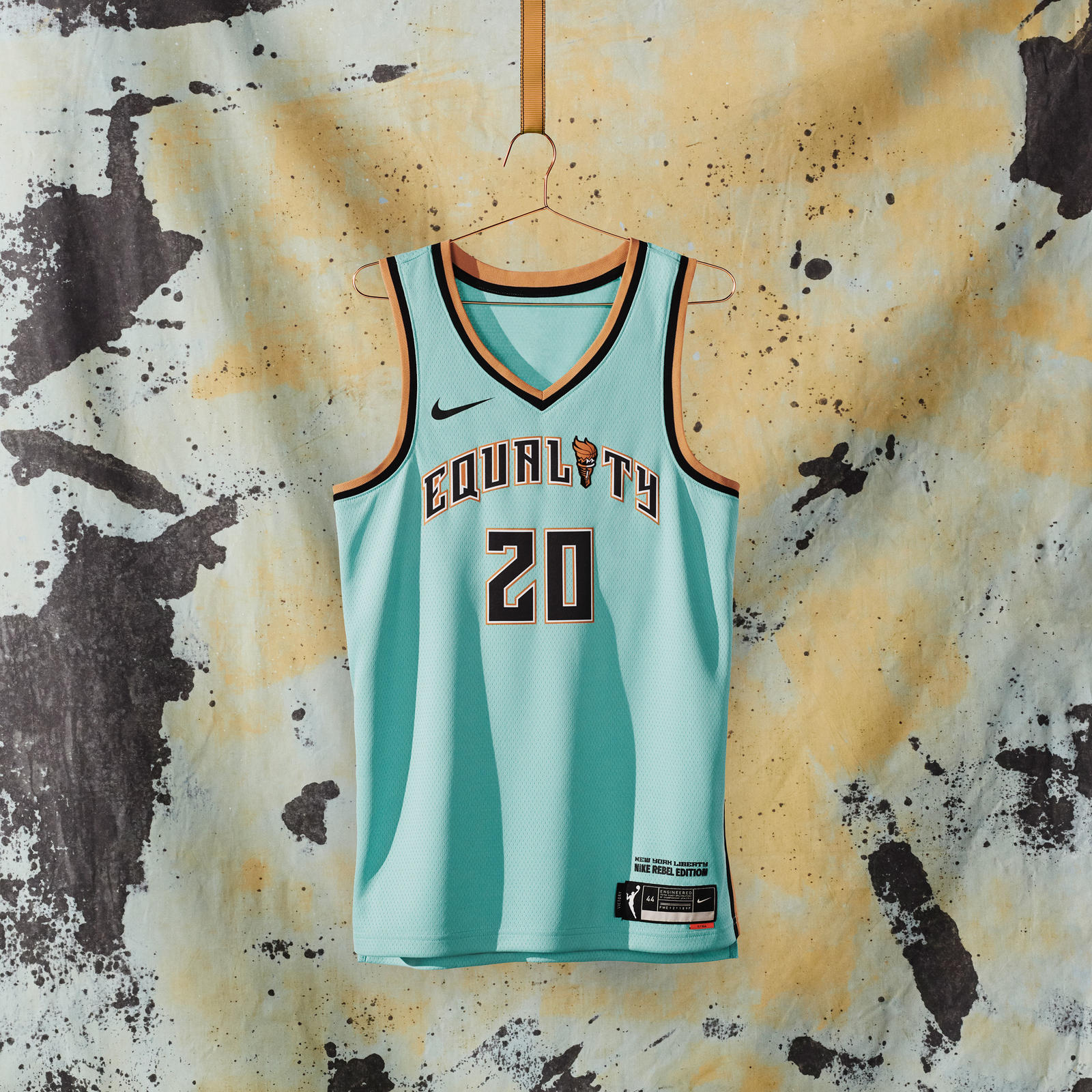 Nike WNBA 2021 Uniform Editions  20