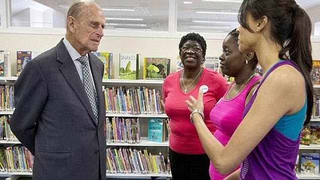 Prince Philip has made some 'awkward gaffes' over the years