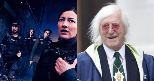 Line of Duty: Jimmy Savile cameo explained BBC/Getty