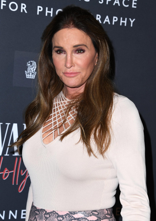 CENTURY CITY, CALIFORNIA - FEBRUARY 04: Caitlyn Jenner arrives at the Vanity Fair: Hollywood Calling - The Stars, The Parties And The Power Brokers at Annenberg Space For Photography on February 04, 2020 in Century City, California. (Photo by Steve Granitz/WireImage)
