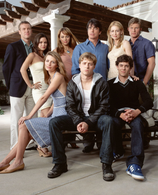 The OC became a cult classic after it premiered in 2003
