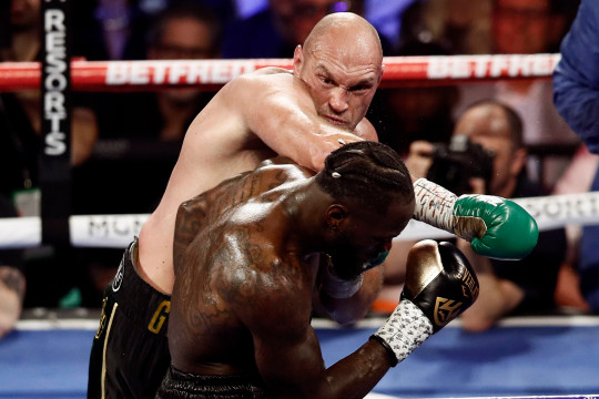 Tyson Fury will have to fight Deontay Wilder for a third time