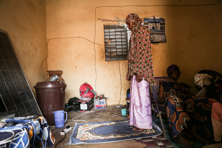 Kadidia*, 14, and her parents were determined that the violence sweeping Africa???s Sahel region ??? including her homeland Mali ??? wasn???t going to end her chances of completing her education. ???With the outbreak of the conflict, my parents said they didn't want me to stop going to school. I didn't want to stop school either. That's why they brought me here.??? Kadidia can now go to a Save the Children-supported school, which is helping children caught up in the violence, in her new home in the region of Mopti. She knows the value of education ??? especially in a culture where early marriage can force girls to give up school and dreams of a career. She???s settled into her new life brilliantly ??? thanks in large part to her aunt, who treats Kadidia like a daughter. Now she can get back to being a child again, playing with friends and concentrating on her studies. She has high hopes for the future too. ???The subjects I like the most are physics chemistry, mathematics and biology, because I want to be a doctor to take care of my people and the people of my village.???