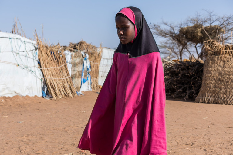 Imagine being ripped from the home you have known your whole life. The places you knew, the children who were your friends, the toys you played with ??? all gone for ever. Your parents have lost their livelihood, you have lost your school. This is what Balkissa*, 13, from Niger has been through. ???We were at peace before the arrival of the insurgents,??? says Balkissa. ???[They] killed people in and outside the village. We were shocked.??? Now imagine the strength it takes, after you???ve lost everything, to rebuild your life. This is the strength Balkissa has shown. She is now at a Save the Children-supported school and, after struggling to adjust, she is now finding her feet, meeting new friends and performing well in class. Balkissa is one of a million people uprooted from their homes by an escalation of violence between non-state armed groups in Africa???s Sahel region. Around 5 million children across Burkina Faso, Mali and Niger now face a growing humanitarian crisis. In response, Save the Children and the EU have launched a landmark programme to tackle the education, protection and mental health needs of children caught up in the Sahel Crisis. Strong quotes ???We were at peace before the arrival of the insurgents. [They] killed people in and outside the village. We were shocked.???