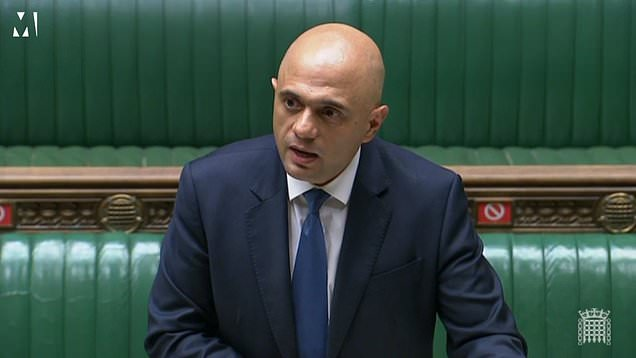 Sajid Javid confirms all remaining lockdown rules will lift on July 19th