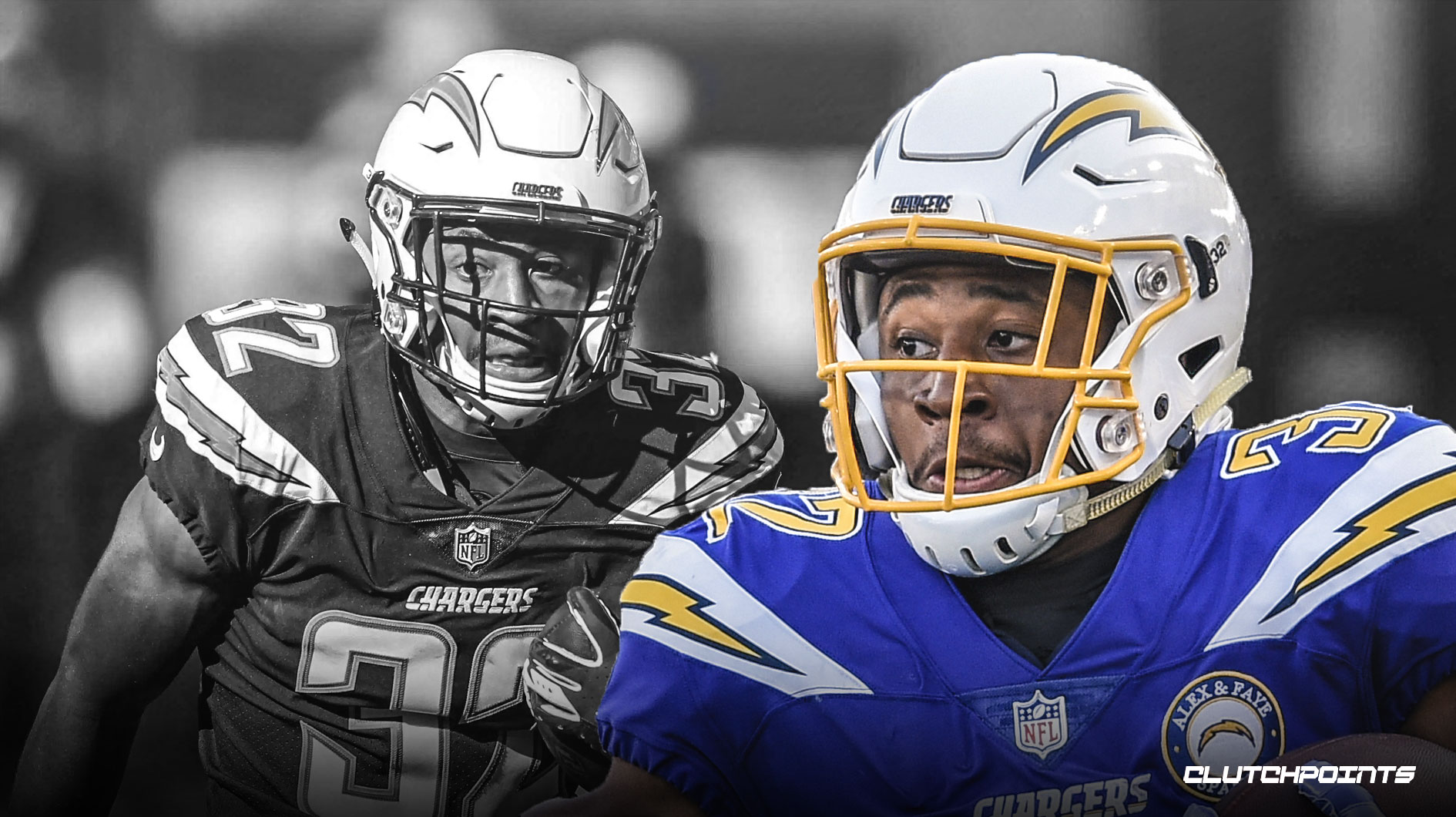 Justin Jackson, Chargers