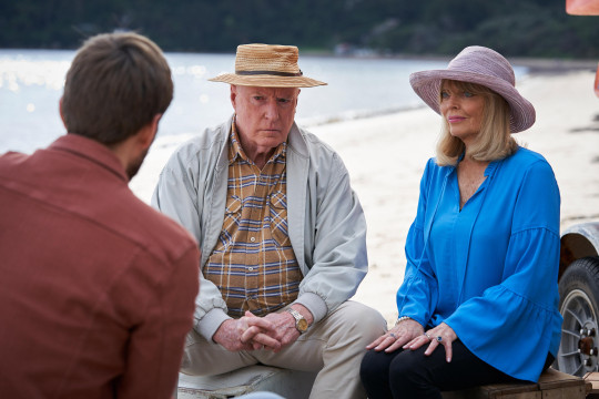 Martha, Alf and Kieran in Home and Away