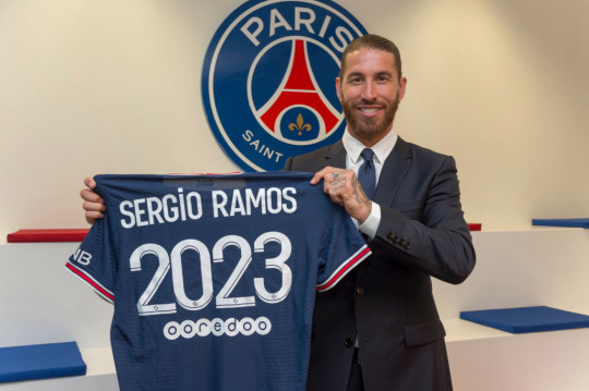 PSG have had a busy start to the transfer window having signed the likes of Sergio Ramos, Achraf Hakimi and Gianluigi Donnarumma