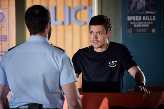 Dean in Home and Away