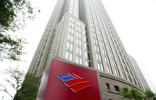 Bank Of America headquarters
